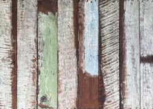 Abstract grunge old painted wooden board for background and text stock photo