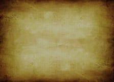 Abstract grunge oranje matwerk royalty-vrije illustratie