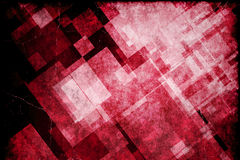 Abstract  grunge red Royalty Free Stock Images