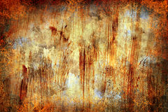 Abstract grunge rusty metal background Royalty Free Stock Photos