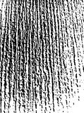 Abstract grunge texture of plaster on the wall Black and white vector illustration Royalty Free Stock Images