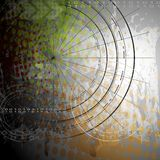 Abstract grunge vector backdrop Stock Photos
