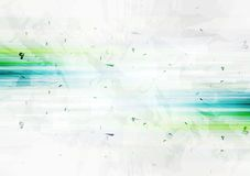 Abstract grunge vector background Stock Images