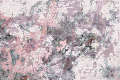 Abstract grunge vector background. Stylized marble looking texture. Template for cards, banners, book covers and web design stock illustration