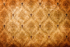 Abstract grunge vintage background Royalty Free Stock Photos