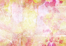 Abstract grunge wall. Abstract the old grunge wall for background Royalty Free Stock Photography