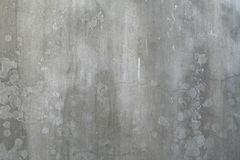Abstract Grunge Wall Design. In Gray Colors Royalty Free Stock Photo