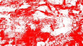 Abstract grunge wall illustration rough ink effect red and white background for web and print. Abstract grunge old aged wall illustration rough ink effect red royalty free illustration