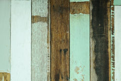 Abstract grunge wood wall Royalty Free Stock Photography