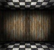 Abstract grungebinnenland Royalty-vrije Stock Afbeelding