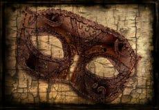 Abstract grungemasker. Royalty-vrije Stock Afbeeldingen