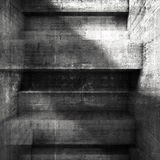 Abstract grungy dark concrete wall background Stock Photos