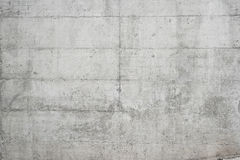 Abstract Grungy Empty Background.Photo Of Gray Natural Concrete Wall Texture. Grey Washed Cement Surface.Horizontal. Stock Image