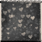 Abstract grungy valentine backgrounds Royalty Free Stock Images