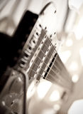 Abstract Guitar Background Royalty Free Stock Image