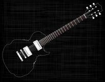 Abstract Guitar Stock Photos