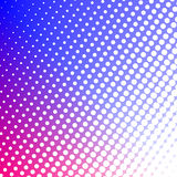 Abstract halftone background Royalty Free Stock Images