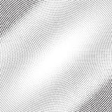 An abstract halftone background. Stock Photography