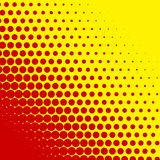 Abstract Halftone Background, vector illustration Royalty Free Stock Photos
