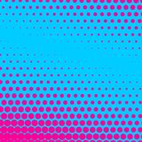 Abstract Halftone Background, vector illustration Royalty Free Stock Photo