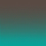 Abstract Halftone Background, vector illustration Stock Images