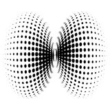 Abstract Halftone backgrounds Royalty Free Stock Image