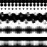 Abstract halftone Royalty Free Stock Images