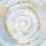 Abstract halftone circle background vector Royalty Free Stock Photo