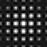 Abstract halftone circle pattern background - vector graphic. From dots Royalty Free Stock Photography