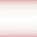 Abstract halftone circle pattern background - vector illustration from colored dots Stock Photo