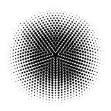 Abstract Halftone Circles Dot Template. EPS 10 vector. Abstract Halftone Circles Dot Template. And also includes EPS 10 vector stock illustration