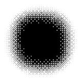 Abstract Halftone Circles Dot Template. EPS 10 vector. Abstract Halftone Circles Dot Template. And also includes EPS 10 vector royalty free illustration