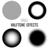 Abstract halftone Stock Images