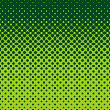 Abstract halftone dot pattern background. Green abstract halftone dot pattern background - vector graphic Stock Photo