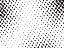 Abstract halftone dots. Texture background. Grunge black and white  backdrop.Vector illustration Royalty Free Stock Photos