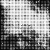 Abstract halftone dots texture background. Grunge halftone dots Royalty Free Stock Images