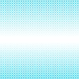 Abstract halftone geometrical dot and square pattern background. Vector graphic vector illustration