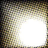Abstract halftone pattern Royalty Free Stock Photo