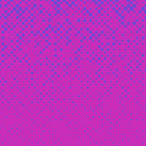 Abstract halftone pattern background from circles Stock Images