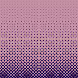 Abstract halftone pattern design background Stock Images