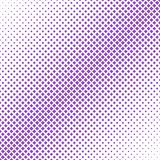 Abstract halftone square pattern background with diagonal squares. Abstract halftone square pattern background - vector design with diagonal squares royalty free illustration
