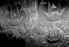 Abstract Halloween Stock Foto's