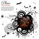 Abstract Halloween Background Royalty Free Stock Image