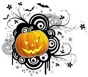 Abstract halloween background royalty free stock photo
