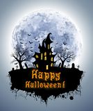 Abstract Halloween Background Stock Image