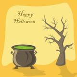 Abstract Halloween background Stock Photos