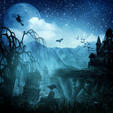 Abstract Halloween backgrounds Royalty Free Stock Photography