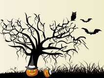 Abstract halloween series Royalty Free Stock Photos