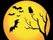 Abstract halloween wallpaper Royalty Free Stock Photo