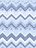Abstract hand-drawn ethnic pattern. Tribal background. Vector pattern Stock Photos